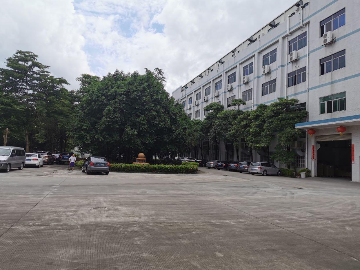 茶山工业区永久性厂房出售:占地面积:160