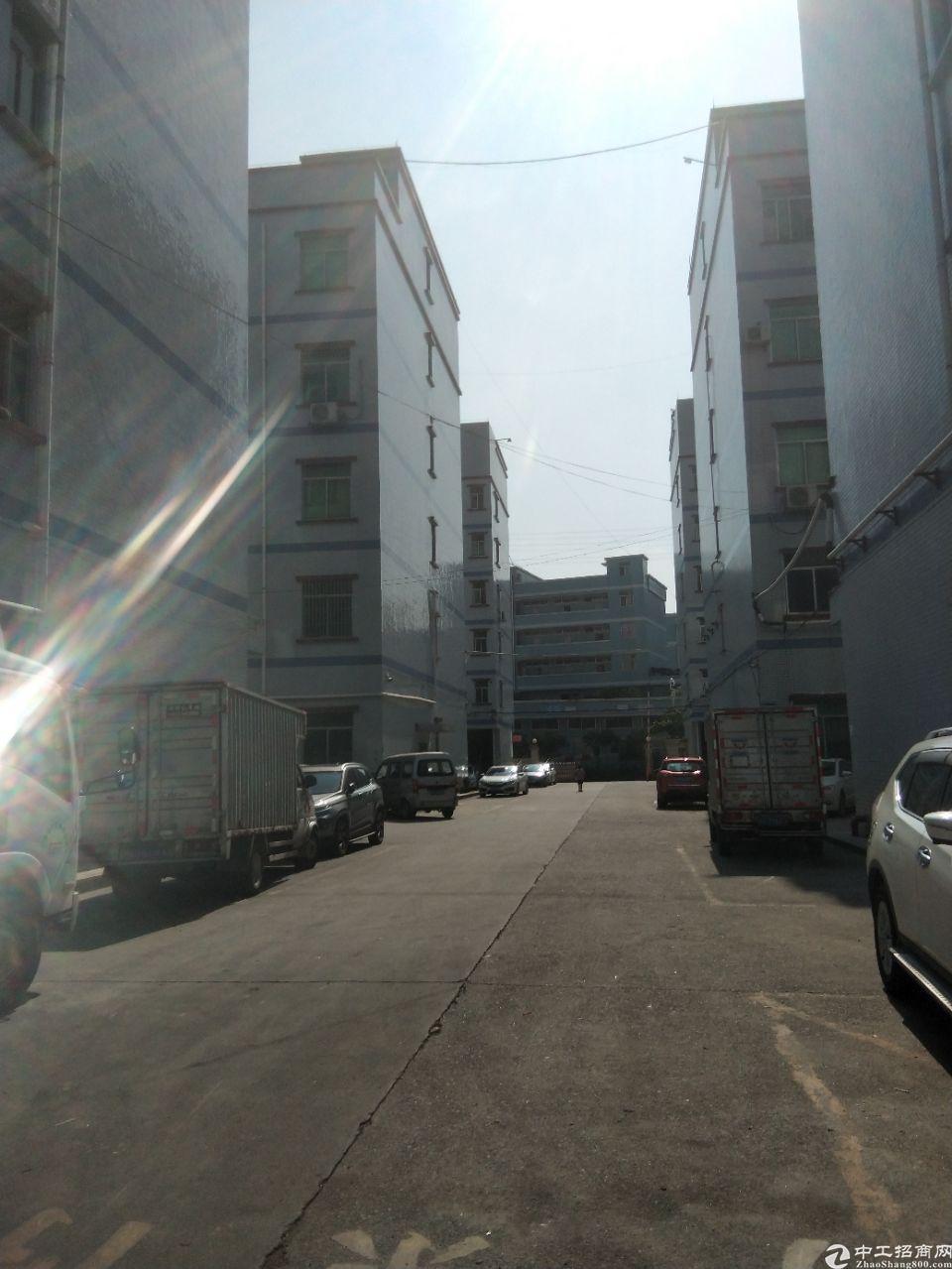 凤岗五联工业区带装修楼上600平方