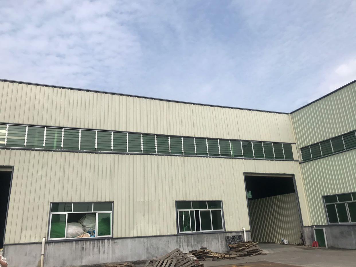 石湾镇村委厂房实业客分租1栋钢构厂房