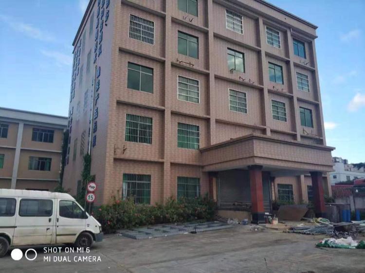 工业区内一楼950平厂房证件齐全出租