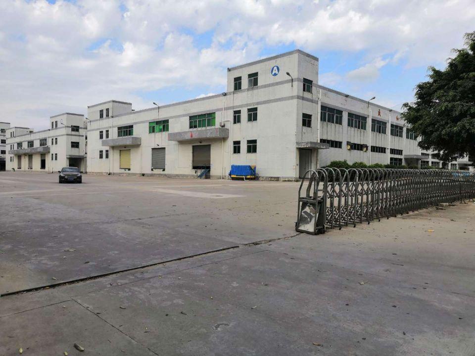 西乡鹤州工业区附近一楼4100平仓库厂房出租