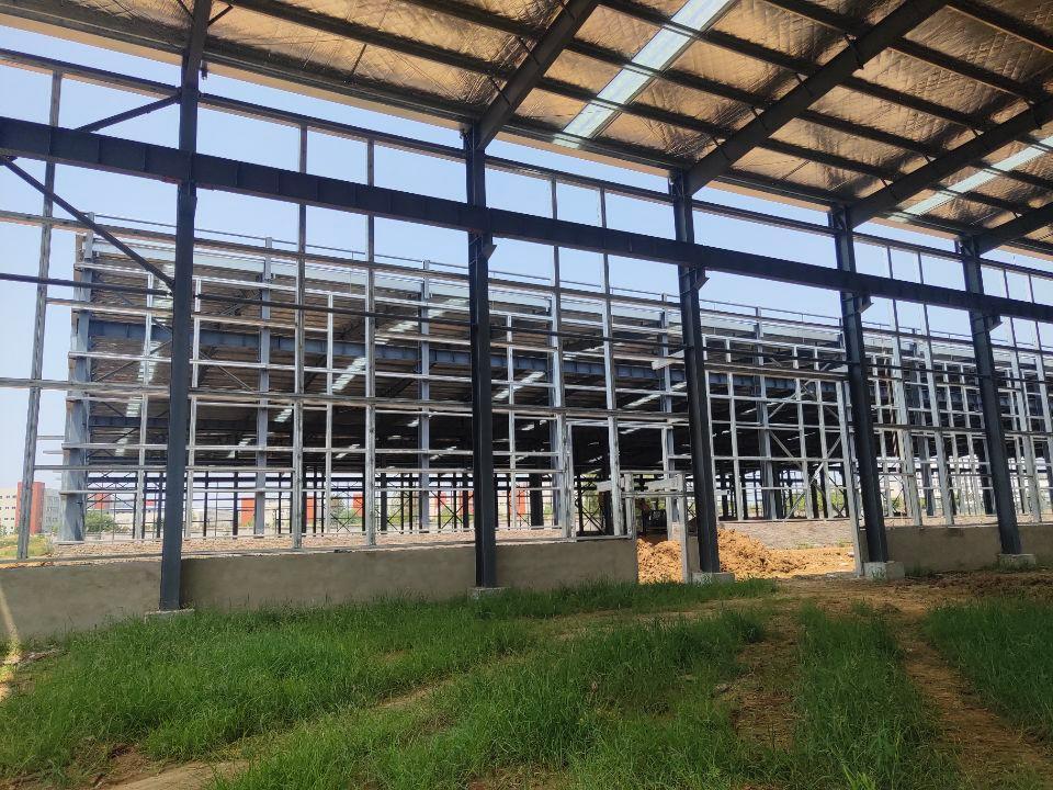 物流园附近五千平米钢构厂房出售-图3