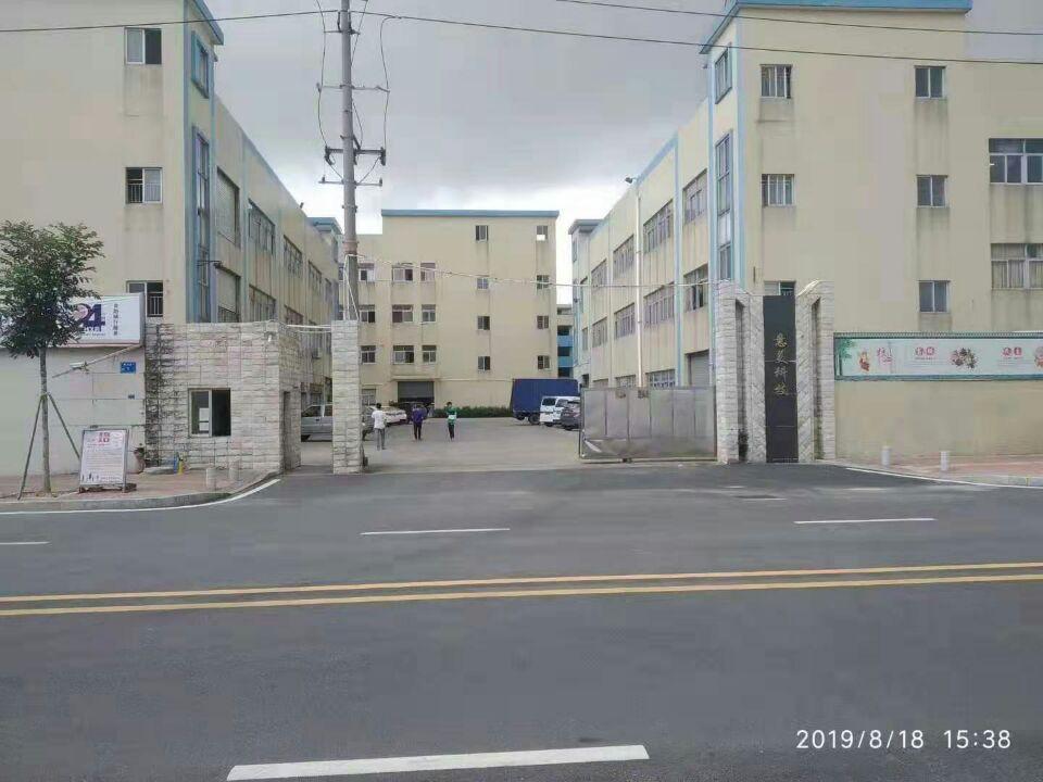 万江周边形象非常好的楼房独院厂房出租