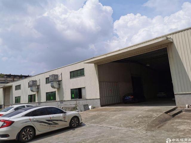 博罗县罗阳义和占地871m²,建筑1700m²标准厂