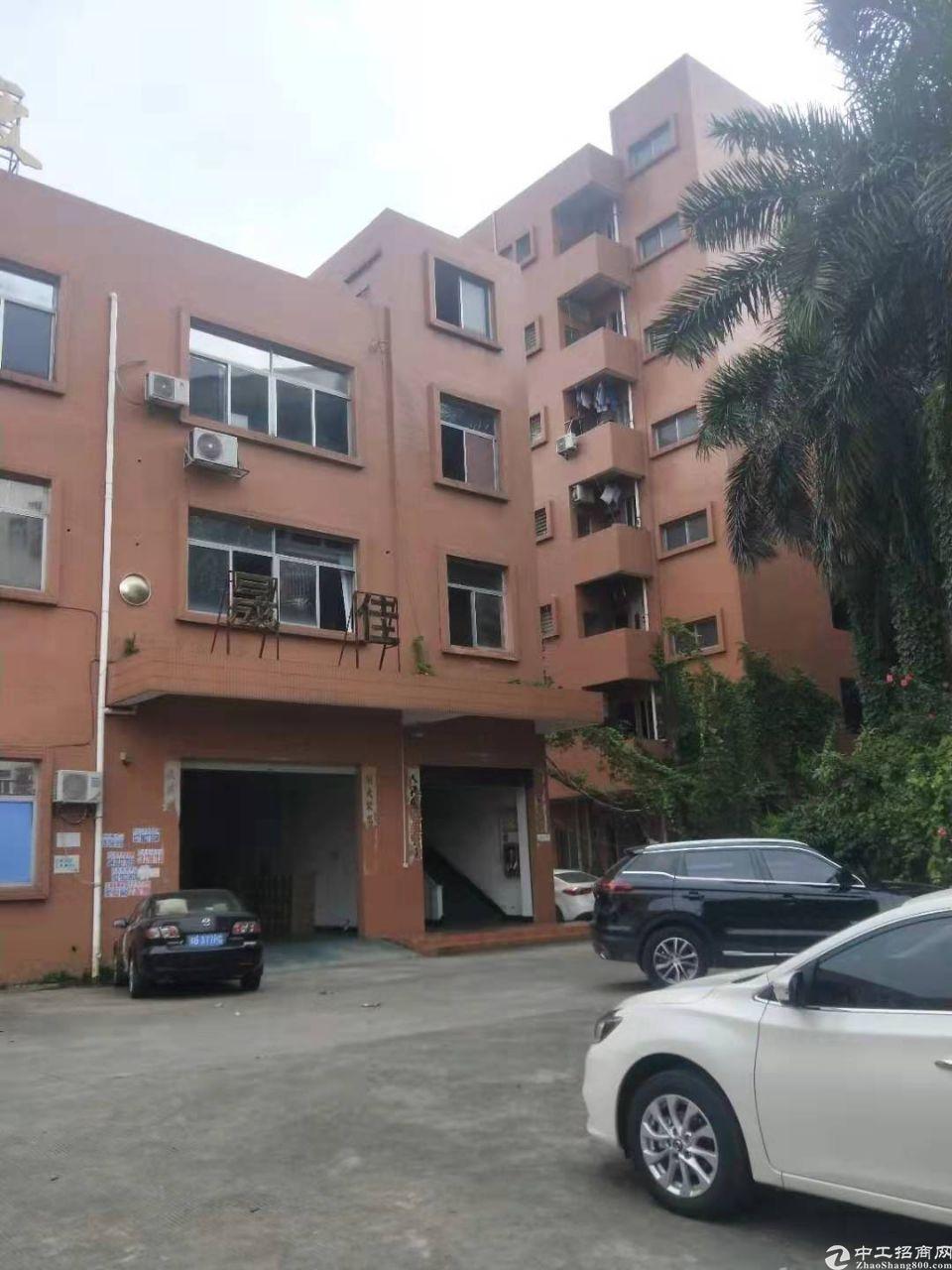虎门镇北栅原房东独院厂房出租,5900平方