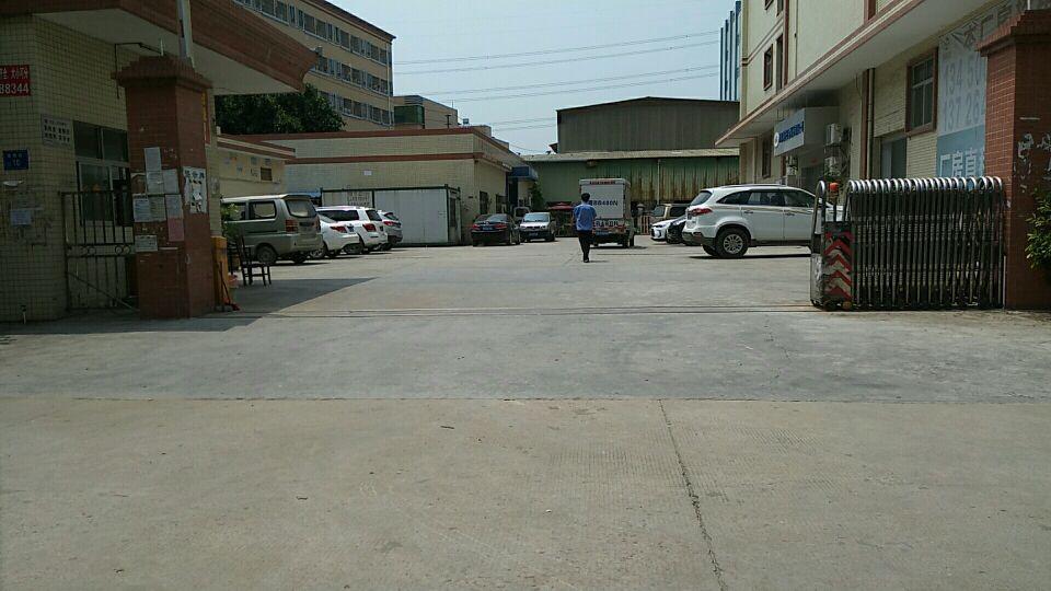 长安镇上沙新出1楼带装修厂房出租800平方