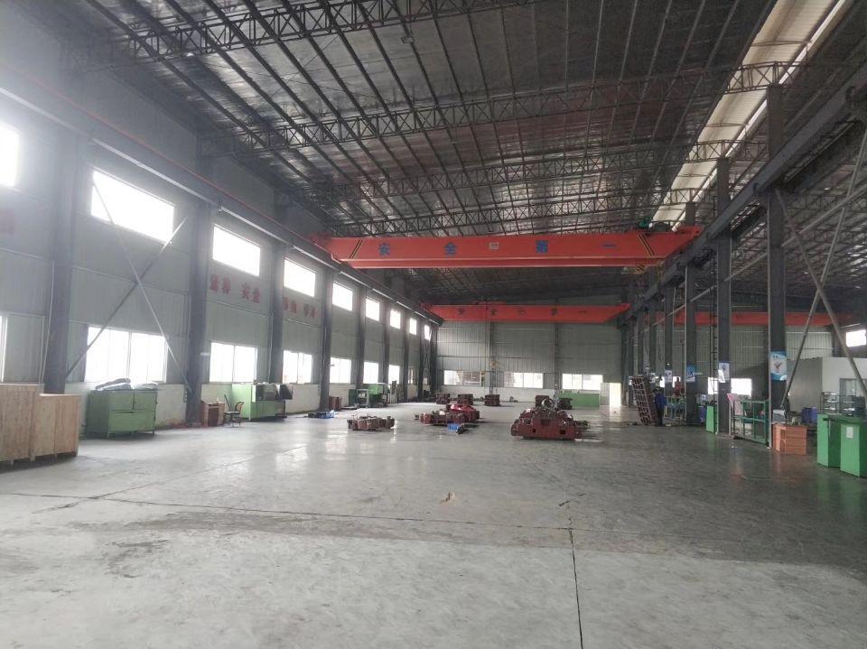 黄江镇靠深圳新出独栋钢构1500平滴水8米高