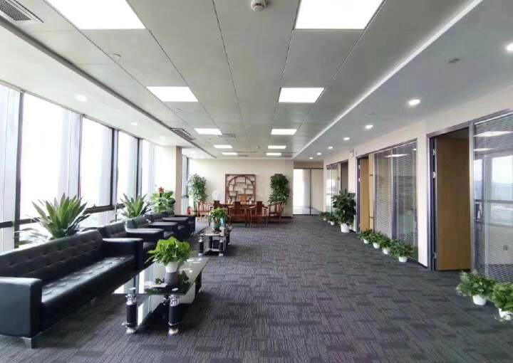 清湖甲级写字楼600平,带全套家私图片9