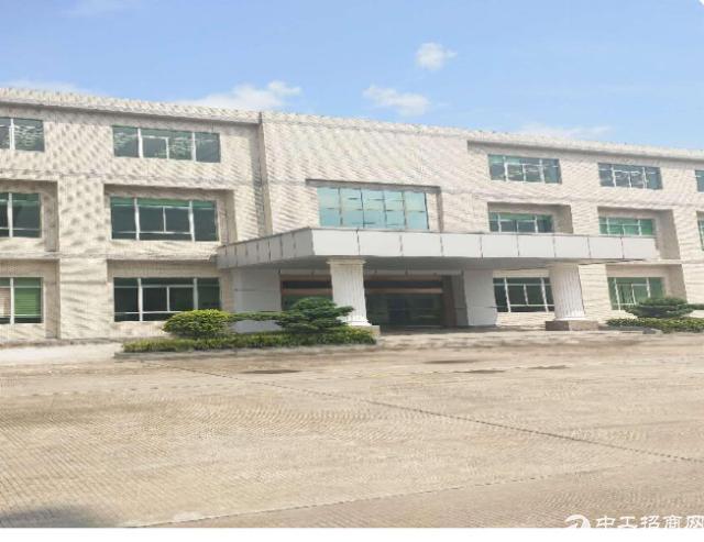 惠州泰美占地23277m²,建筑26000m²双证厂