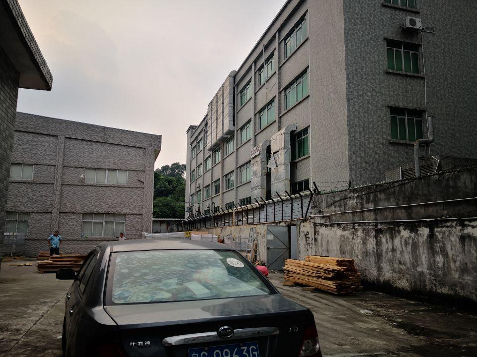茶山镇砖墙到顶单一层原房东厂房2658平方招租