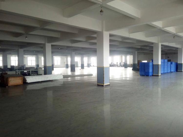 黄江镇工业园内原房东厂房1-2楼4000平米招租