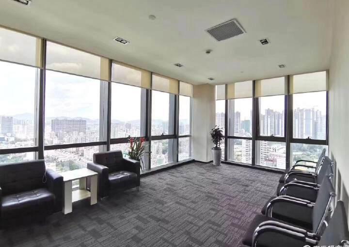 清湖甲级写字楼600平,带全套家私图片7