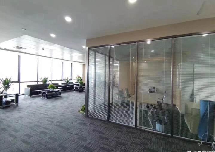 清湖甲级写字楼600平,带全套家私图片8