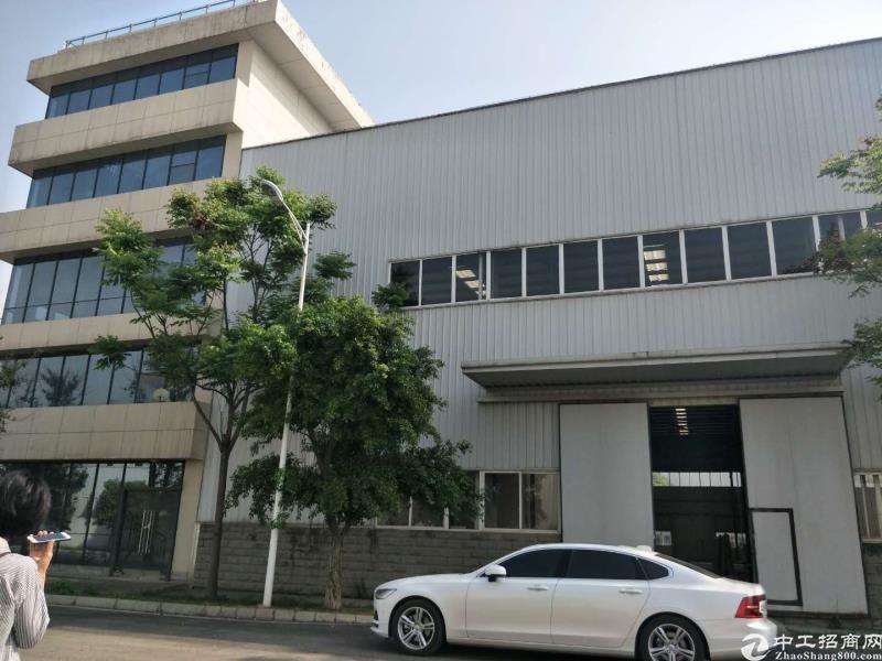 龙泉经开区6000平米场地出租带办公区域-图3