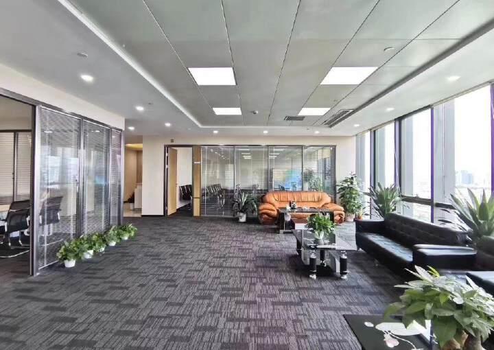清湖甲级写字楼600平,带全套家私图片3