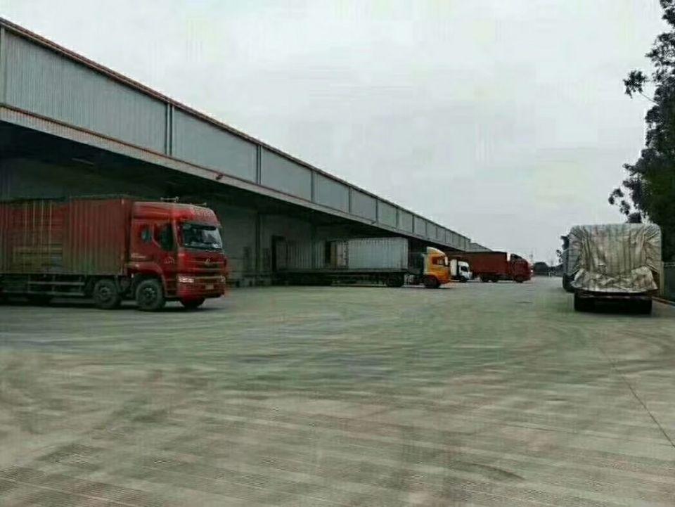 惠州大亚湾高速路口1.6万平米全新标准物流仓库火爆招租