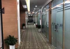 豪华装修中央空调停车方便精装写字楼
