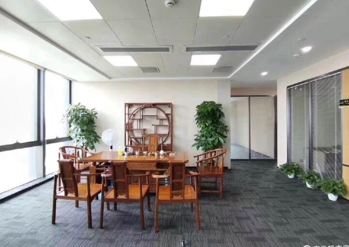 清湖甲级写字楼600平,带全套家私图片2