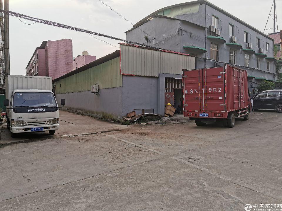 东城桑园铁皮仓库厂房3000平米出租