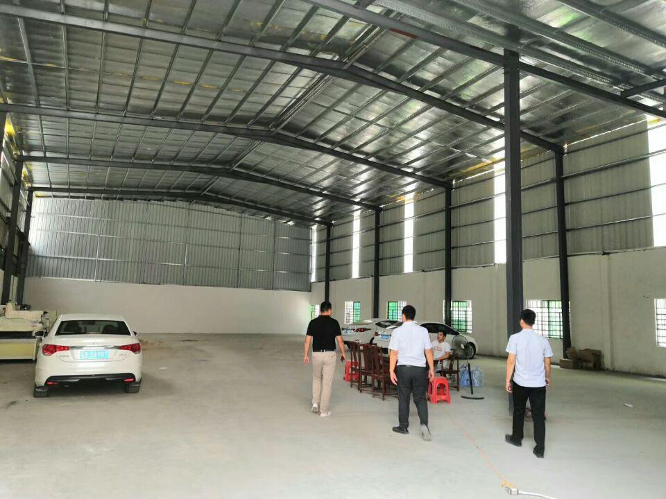 虎门怀雅独门独院滴水9米全新厂房1260平方图片真实有效