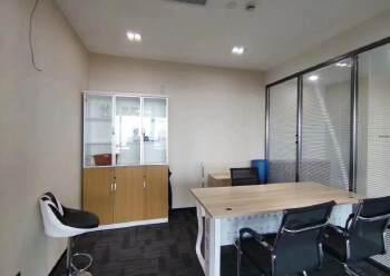 清湖甲级写字楼600平,带全套家私图片1