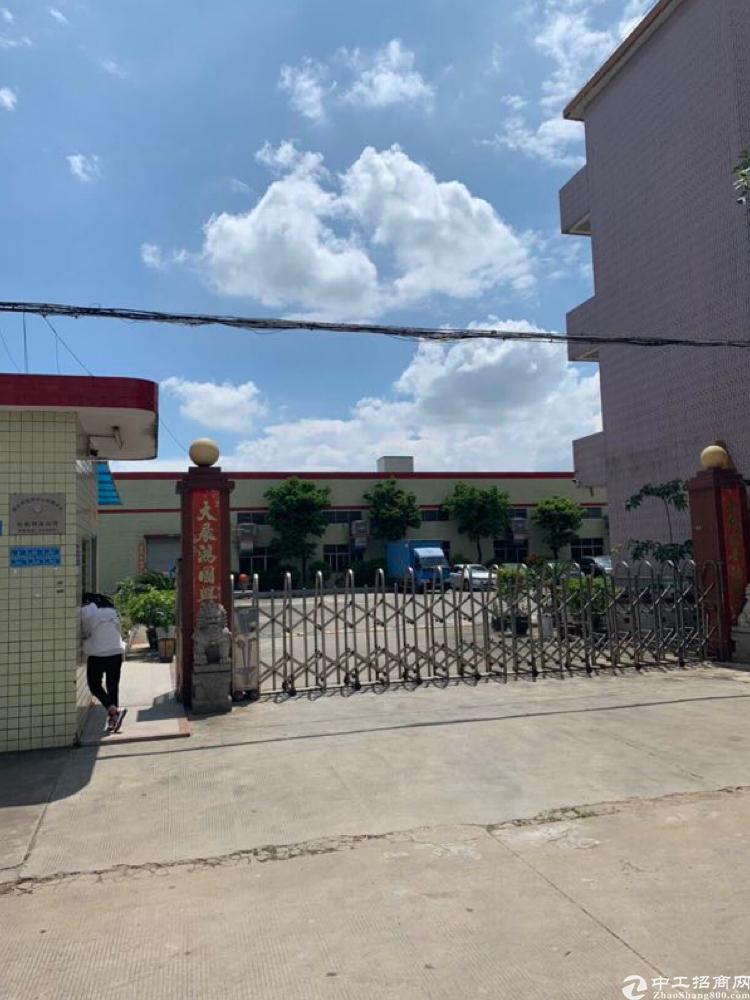 东莞市区万江镇工程建设厂地出售