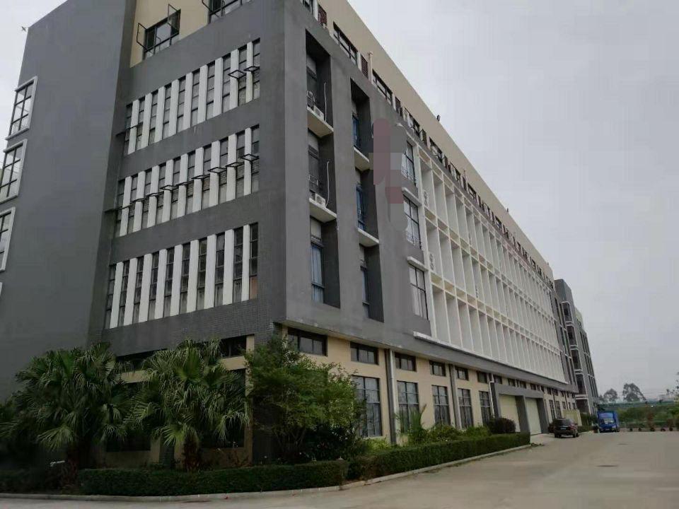 惠阳区沙田镇独栋红本标准厂房出租5400平方现成装修