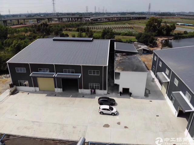 惠州市博罗县石湾镇独门独院单一层厂房出租