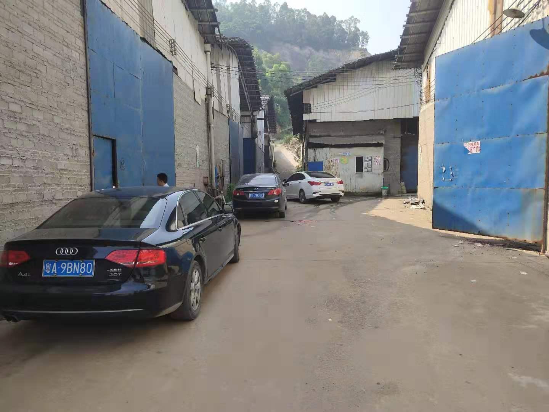 白云区太和镇靠近105国道旁600方新出钢构厂房仓库出租