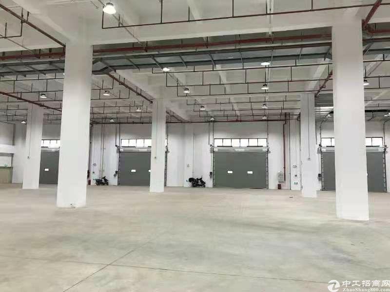 新塘地铁口零距离原房东层高九米带高台可分租