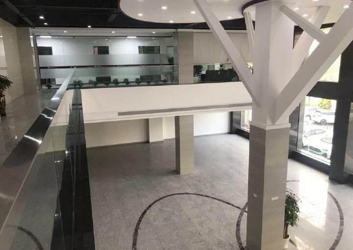 横沥镇原房东甲类高档写字楼2000平招租30起可租图片2