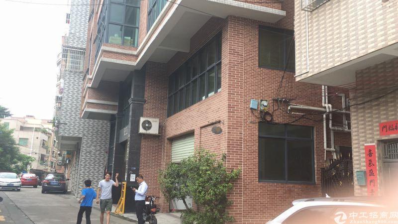 近新光快速,汉溪村一楼标准厂房180平米,高6米-图2
