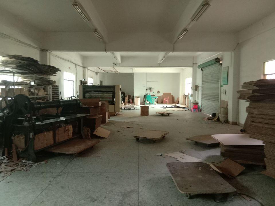 惠阳区新圩镇原房东小独院标准厂房实积面积1200出租。