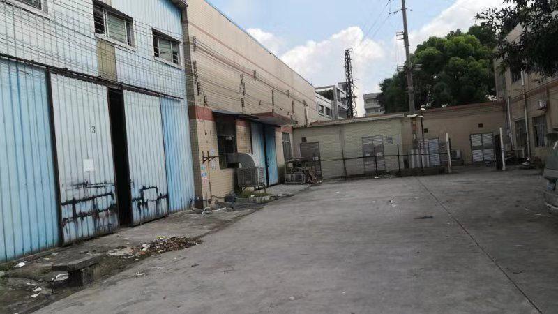 厚街镇宝塘村单一层厂房仓库出租500平方可分租