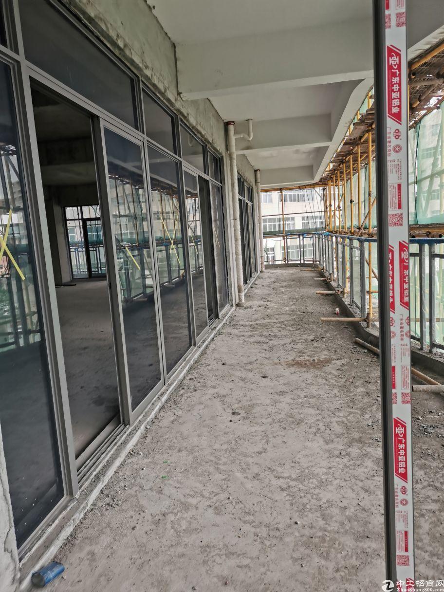 全新红本厂房,小面积可分割760平,赠送露台