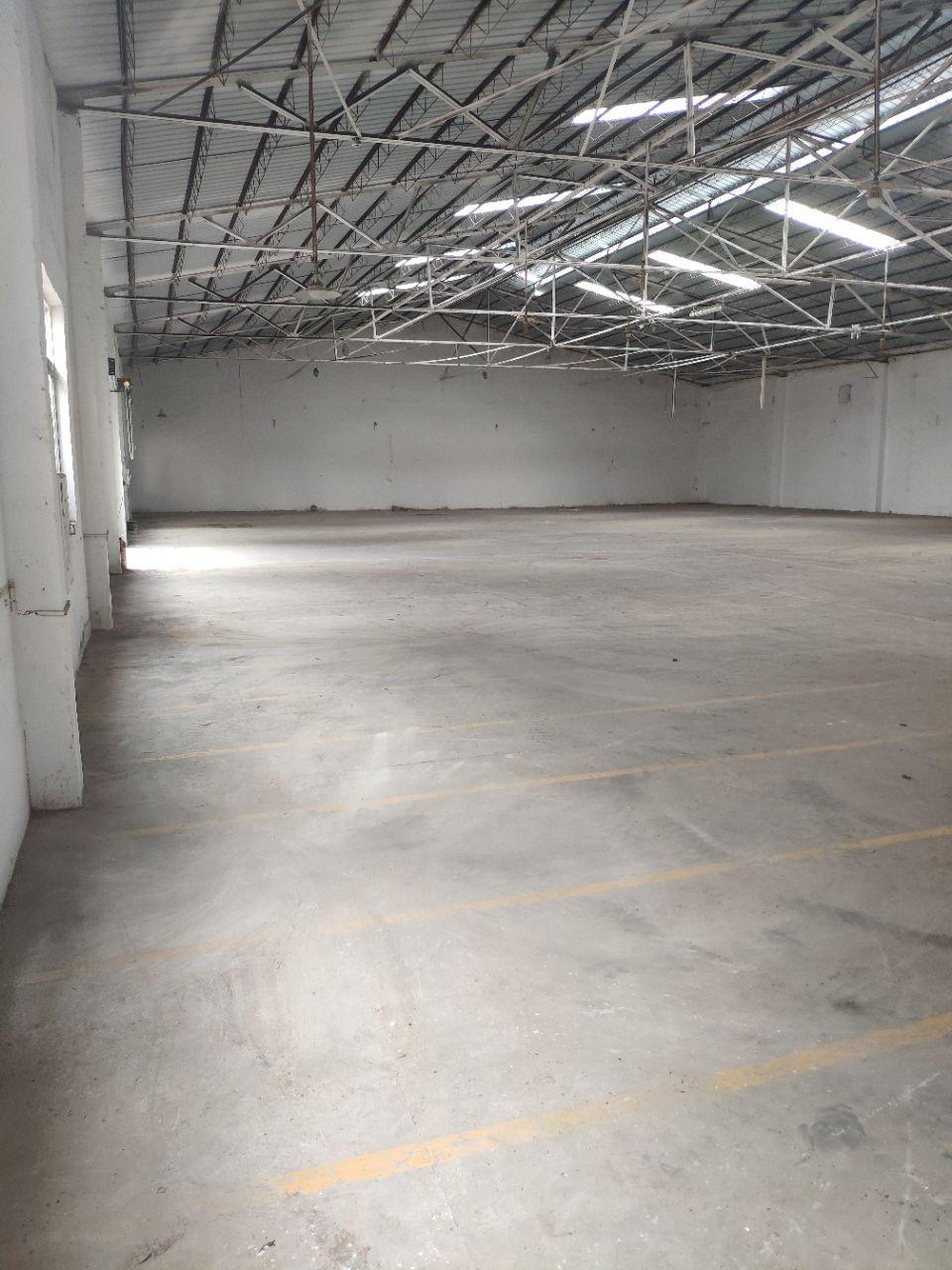 大型独立铁皮房4200方,可分租