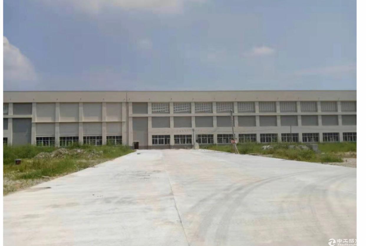 江门市占地200亩建筑51004m²全新国有证厂房出售