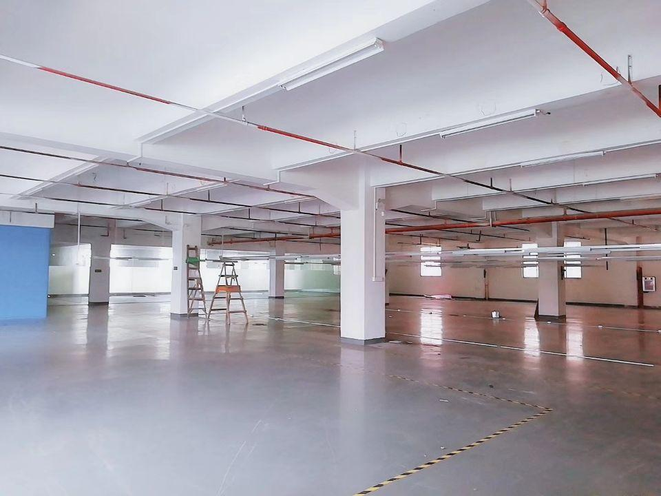 石碣花园式独门独院可分租精装厂房3500平
