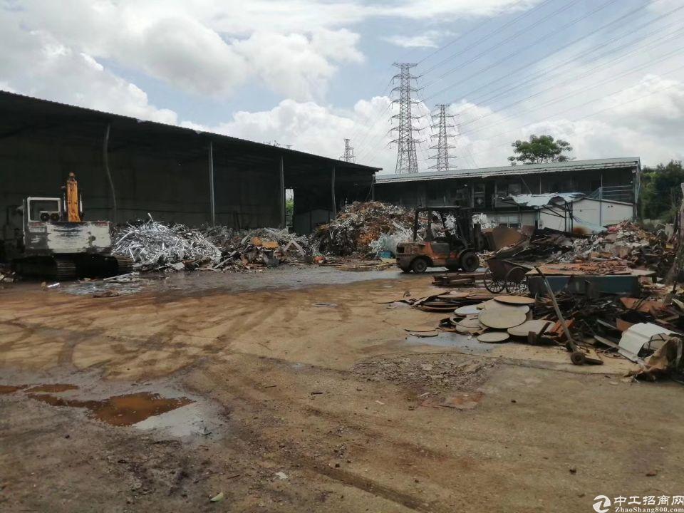 长安乌沙,新出废铁打包厂,场地空地大,