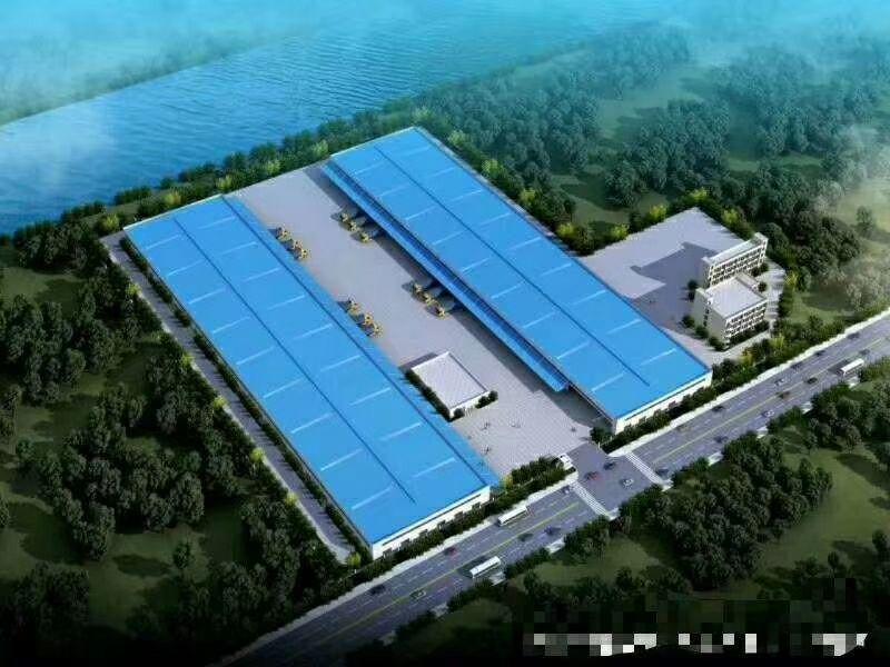 江门高速口可做物流仓储国有证200亩独院15米高标准厂房