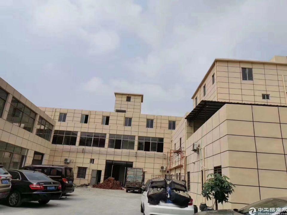 虎门怀德原房东独院1-3层4000平,报13块,实际面积出租