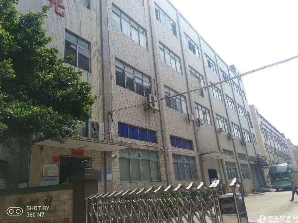沙井新桥独院厂房2000平方仓库出租