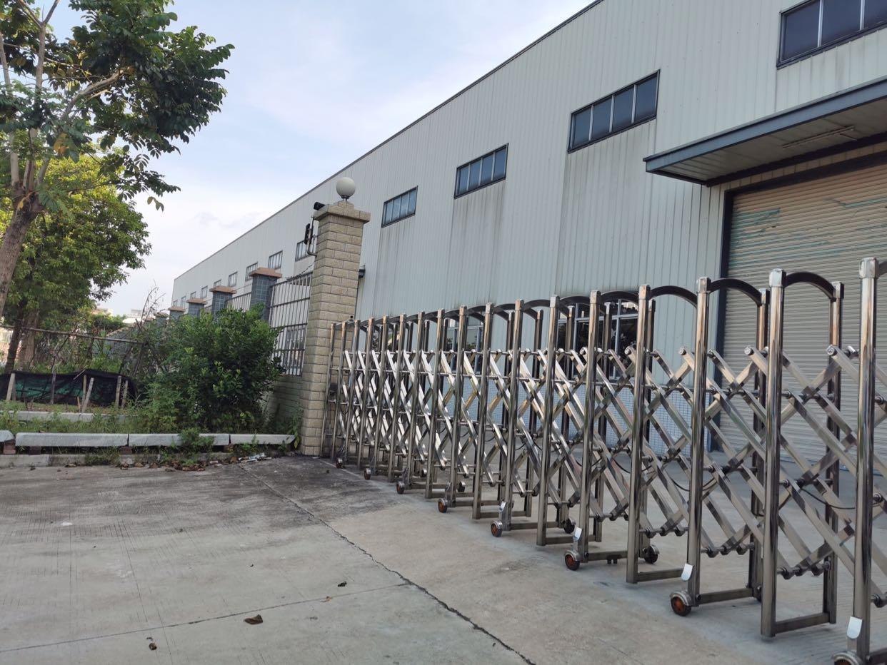 大朗独院钢构厂房出租5000平米
