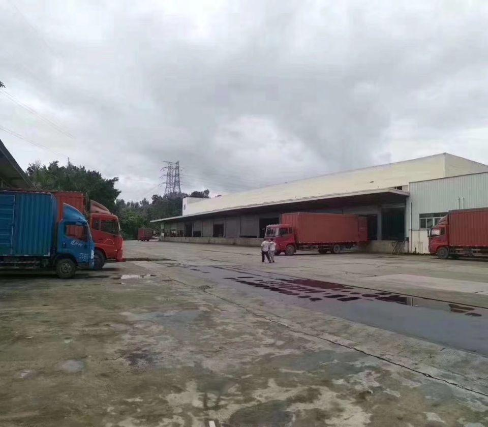 凤岗周边物流仓库出租30000平带消防喷淋卸货平台