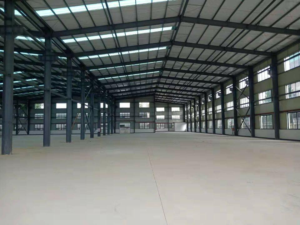 大朗独院单一层高12米全新钢构7000平米