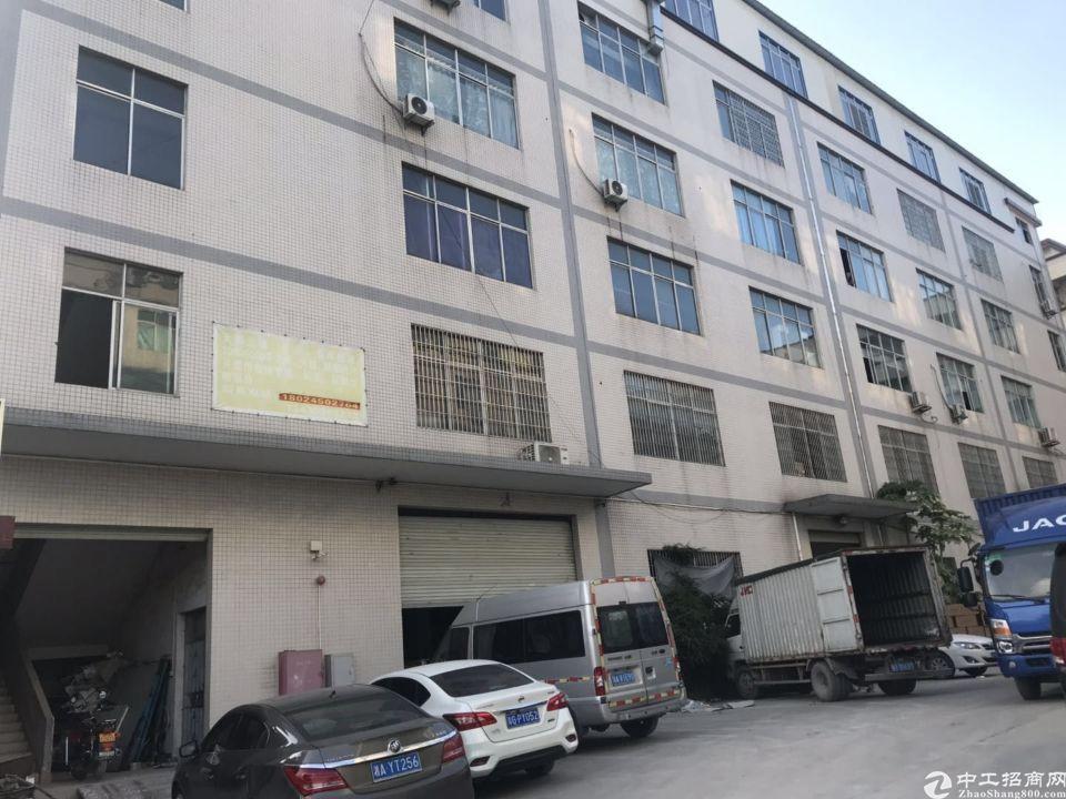 均禾街道原房东独院厂房分租一楼400平方报价23元适合仓库