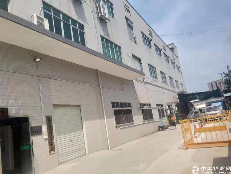 龙岗区平湖街道富民工业区一楼400平仓库急租