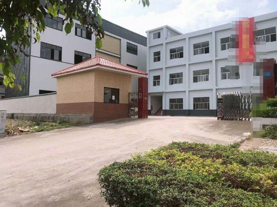 东莞虎门建筑7000平方厂房出售