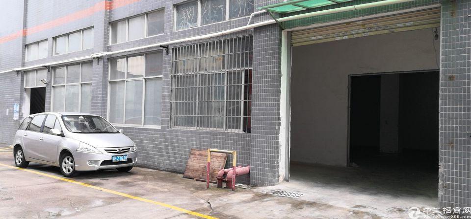 布吉李朗一楼快递物流仓库,小面积加工制造业厂房招租