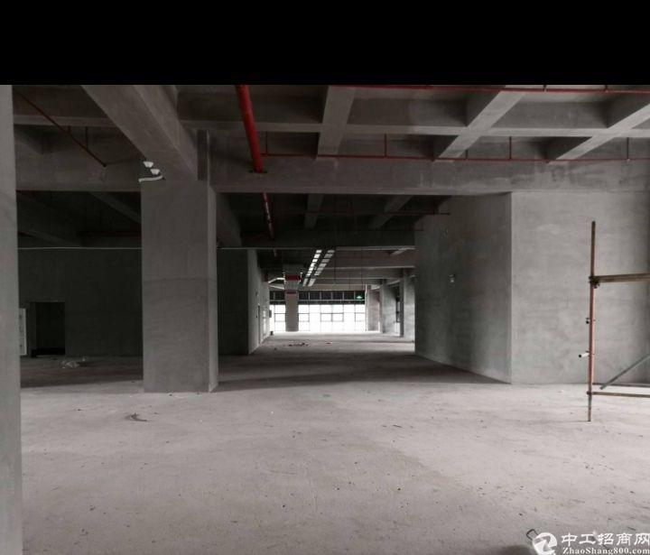 (出租)龙华观兰大型工业园高端红本仓库厂房2000平500起